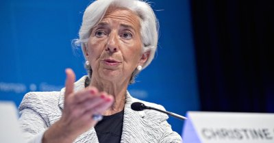"alt=""IMF chief  Lagarde: There's still a glass ceiling and it's not going away"""