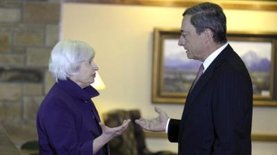 "alt=""Fedcoin? Central banks may need 'digital alternative to cash,'"""