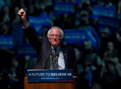 Bernie Sanders – Rising on Conviction & Courage