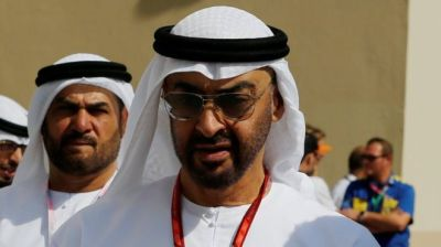 "alt=""Qatari royal says he is 'being held against his will' in UAE"""