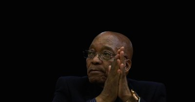 "alt=""Zuma quits as president of South Africa"""