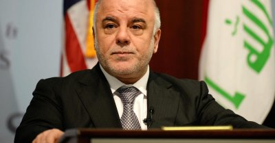 "alt=""Iraq PM promises corruption crackdown, says laws will protect investors"""