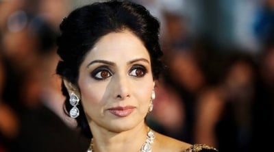 "alt=""Sridevi: Bollywood superstar dies at 54 of heart attack"""