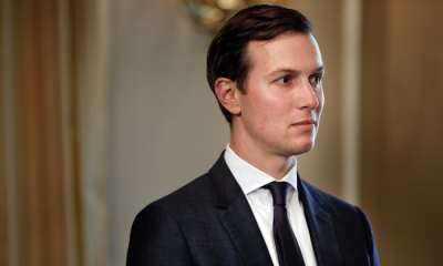 "alt=""White House investigating $500m loans to Kushner family firm – ethics chief"""