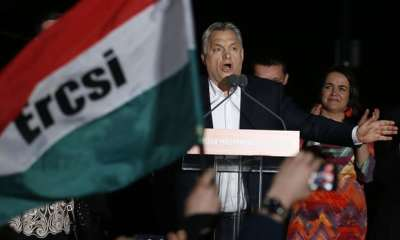 "alt=""Hungary's liberals brace for a torrid four years after Orbán's landslide"""