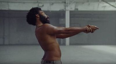 "alt=""Childish Gambino releases surprise song This is America"""