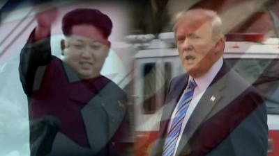 "alt=""Trump-Kim Jong-un summit set for Singapore on 12 June"""