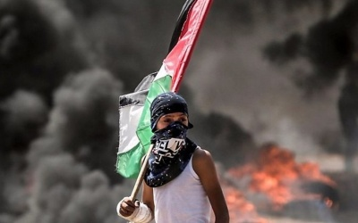 "alt=""Gaza clashes: 52 Palestinians killed on deadliest day since 2014"""