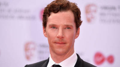 "alt=""Sherlock actor Benedict Cumberbatch saved cyclist from muggers in London"""
