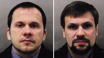"alt=""Salisbury Novichok poisoning: Russian nationals named as suspects"""