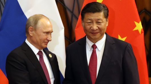 "alt=""Russia & China are looking at launching joint projects worth more than $100B"""