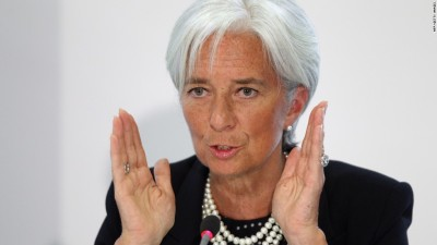 "alt=""IMF boss: it should be politically incorrect for firms not to have senior women"""