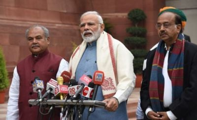 "alt=""India budget: Will India buy Narendra Modi's story of hope again?"""