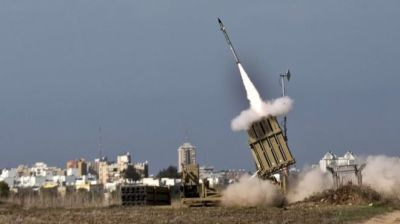 "alt=""US to buy Israeli Iron Dome missile defence system"""