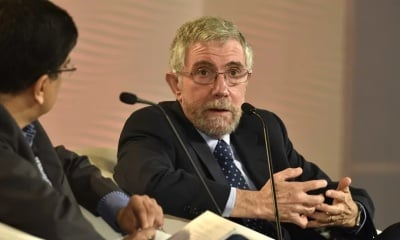 "alt=""Paul Krugman Believes a Recession Is Coming This Year or Next"""