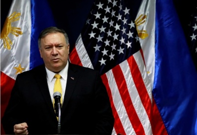 "alt=""Pompeo says China trade deal has 'got to be right'"""