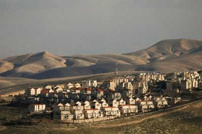 "alt=""Israel's Netanyahu says plans to annex settlements in West Bank if reelected"""