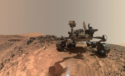 "alt=""NASA Rover on Mars Detects Puff of Gas That Hints at Possibility of Life"""