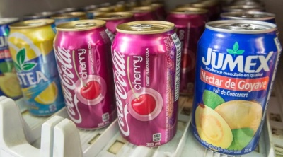 "alt=""Sugary drinks tied to possible cancer risk, French researchers say"""